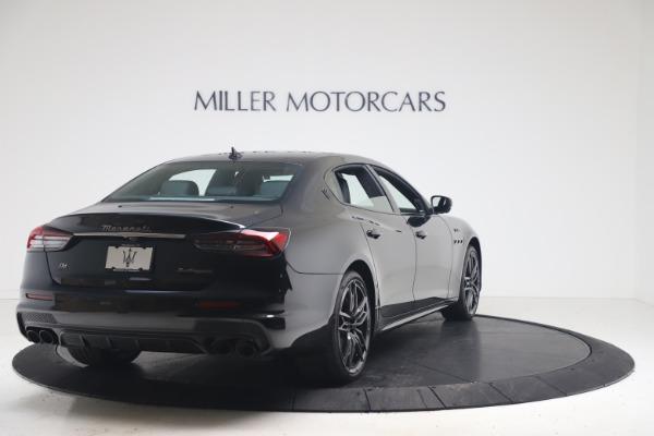 New 2022 Maserati Quattroporte Modena Q4 for sale $131,195 at Bugatti of Greenwich in Greenwich CT 06830 7