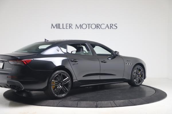 New 2022 Maserati Quattroporte Modena Q4 for sale $131,195 at Bugatti of Greenwich in Greenwich CT 06830 8