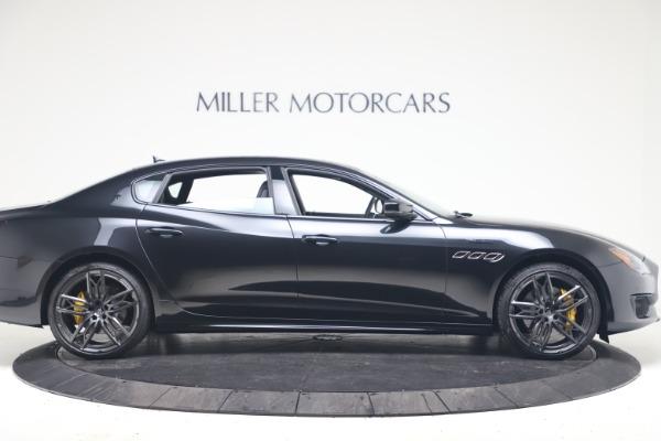 New 2022 Maserati Quattroporte Modena Q4 for sale $131,195 at Bugatti of Greenwich in Greenwich CT 06830 9