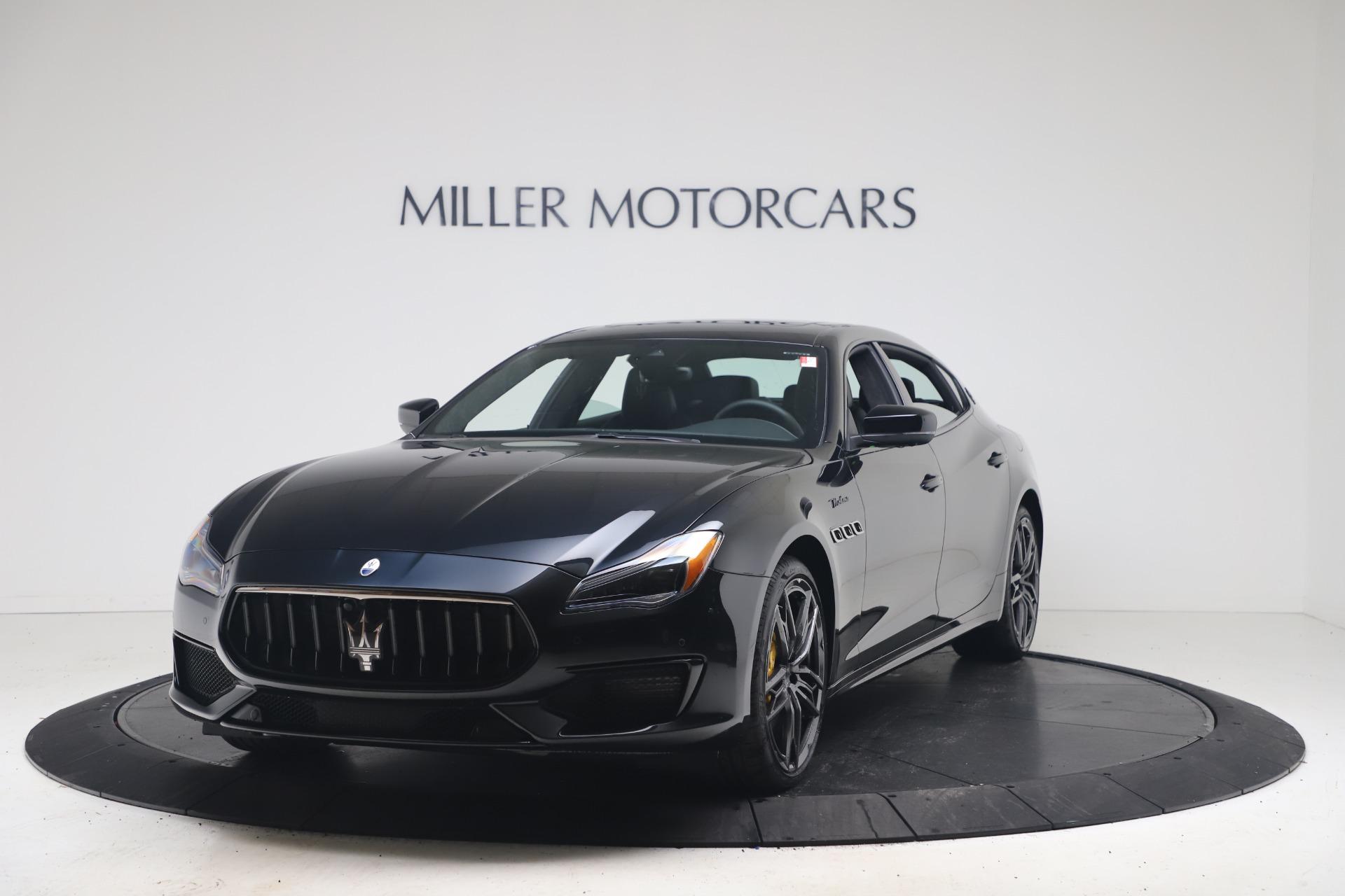 New 2022 Maserati Quattroporte Modena Q4 for sale $131,195 at Bugatti of Greenwich in Greenwich CT 06830 1
