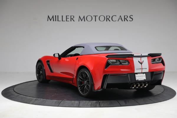 Used 2015 Chevrolet Corvette Z06 for sale $89,900 at Bugatti of Greenwich in Greenwich CT 06830 17