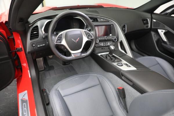 Used 2015 Chevrolet Corvette Z06 for sale $89,900 at Bugatti of Greenwich in Greenwich CT 06830 25
