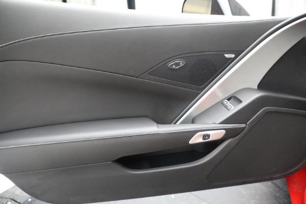 Used 2015 Chevrolet Corvette Z06 for sale $89,900 at Bugatti of Greenwich in Greenwich CT 06830 28
