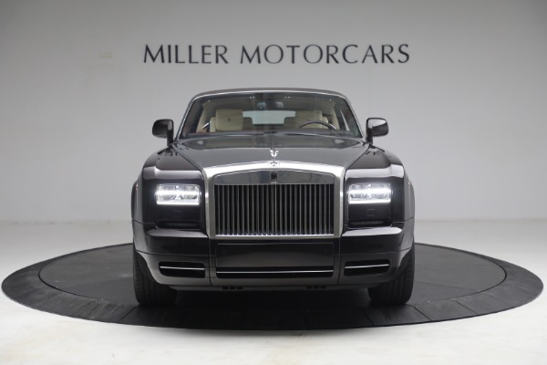 Used 2015 Rolls-Royce Phantom Drophead Coupe for sale Call for price at Bugatti of Greenwich in Greenwich CT 06830 13