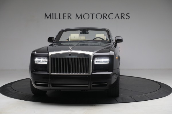 Used 2015 Rolls-Royce Phantom Drophead Coupe for sale Call for price at Bugatti of Greenwich in Greenwich CT 06830 2