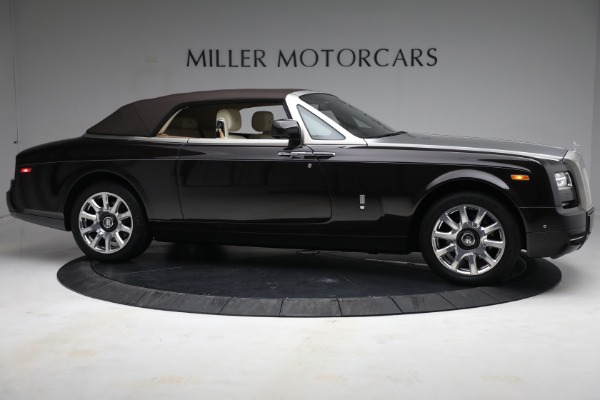 Used 2015 Rolls-Royce Phantom Drophead Coupe for sale Call for price at Bugatti of Greenwich in Greenwich CT 06830 23