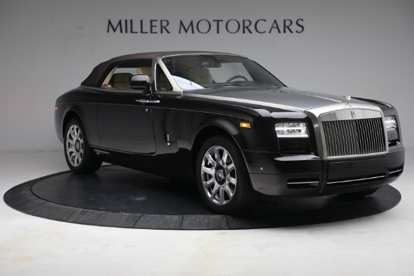 Used 2015 Rolls-Royce Phantom Drophead Coupe for sale Call for price at Bugatti of Greenwich in Greenwich CT 06830 24