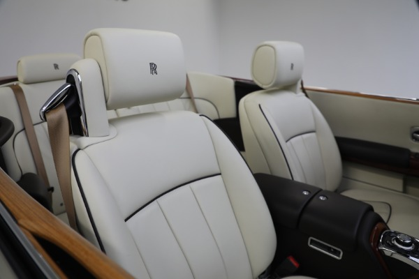 Used 2015 Rolls-Royce Phantom Drophead Coupe for sale Call for price at Bugatti of Greenwich in Greenwich CT 06830 26
