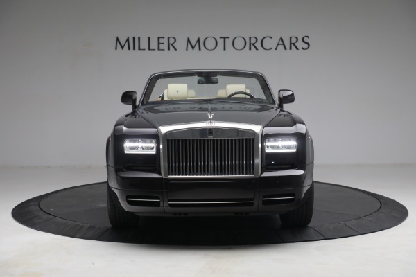 Used 2015 Rolls-Royce Phantom Drophead Coupe for sale Call for price at Bugatti of Greenwich in Greenwich CT 06830 3