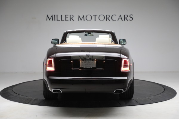 Used 2015 Rolls-Royce Phantom Drophead Coupe for sale Call for price at Bugatti of Greenwich in Greenwich CT 06830 7