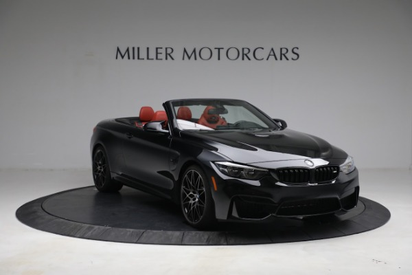 Used 2019 BMW M4 Competition for sale Sold at Bugatti of Greenwich in Greenwich CT 06830 10