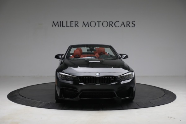 Used 2019 BMW M4 Competition for sale Sold at Bugatti of Greenwich in Greenwich CT 06830 11