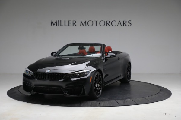 Used 2019 BMW M4 Competition for sale Sold at Bugatti of Greenwich in Greenwich CT 06830 12