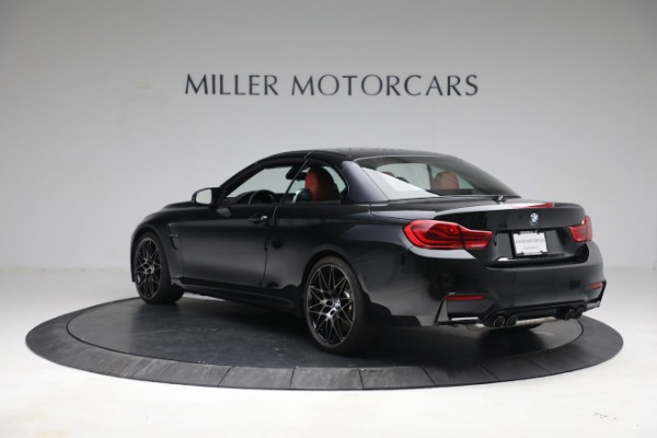Used 2019 BMW M4 Competition for sale Sold at Bugatti of Greenwich in Greenwich CT 06830 15
