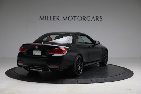 Used 2019 BMW M4 Competition for sale Sold at Bugatti of Greenwich in Greenwich CT 06830 16