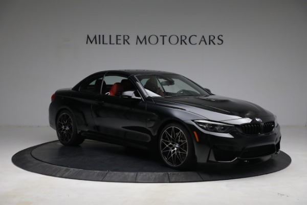 Used 2019 BMW M4 Competition for sale Sold at Bugatti of Greenwich in Greenwich CT 06830 18