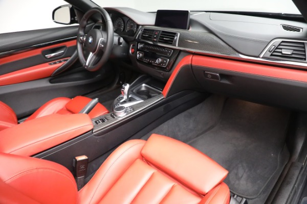Used 2019 BMW M4 Competition for sale Sold at Bugatti of Greenwich in Greenwich CT 06830 25