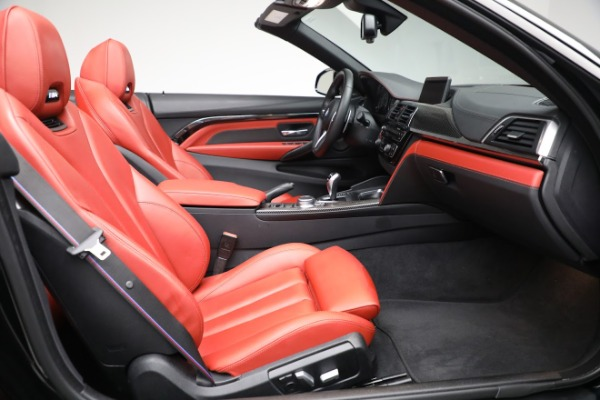 Used 2019 BMW M4 Competition for sale Sold at Bugatti of Greenwich in Greenwich CT 06830 26
