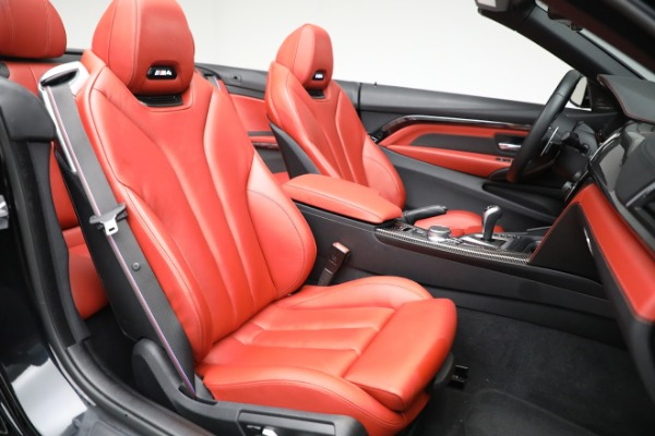 Used 2019 BMW M4 Competition for sale Sold at Bugatti of Greenwich in Greenwich CT 06830 27