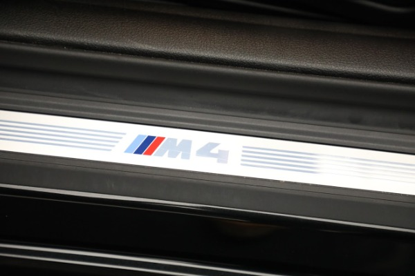 Used 2019 BMW M4 Competition for sale Sold at Bugatti of Greenwich in Greenwich CT 06830 28