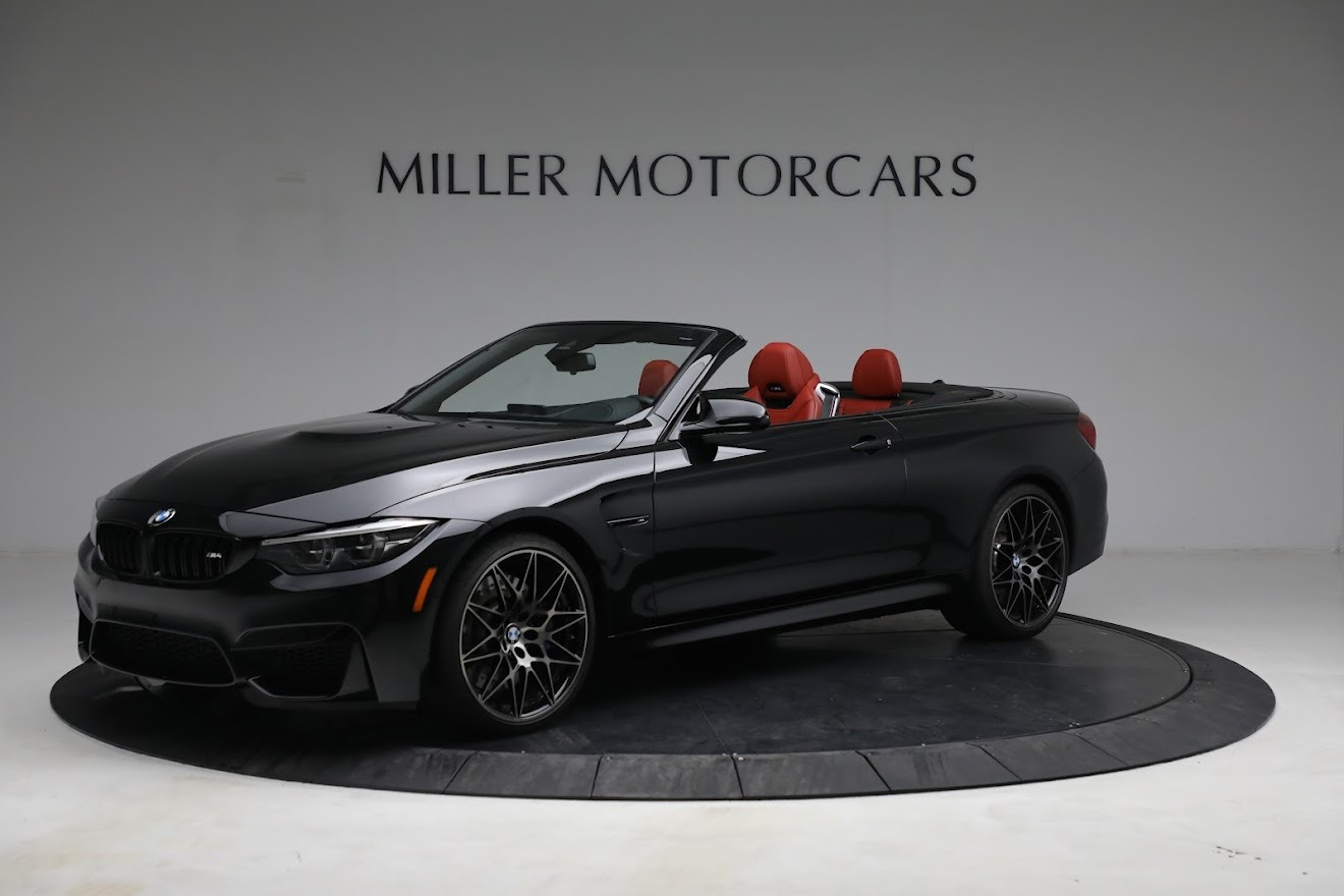 Used 2019 BMW M4 Competition for sale Sold at Bugatti of Greenwich in Greenwich CT 06830 1