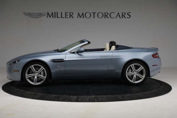 Used 2009 Aston Martin V8 Vantage Roadster for sale Call for price at Bugatti of Greenwich in Greenwich CT 06830 2
