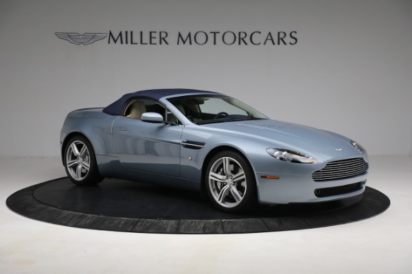 Used 2009 Aston Martin V8 Vantage Roadster for sale Call for price at Bugatti of Greenwich in Greenwich CT 06830 26