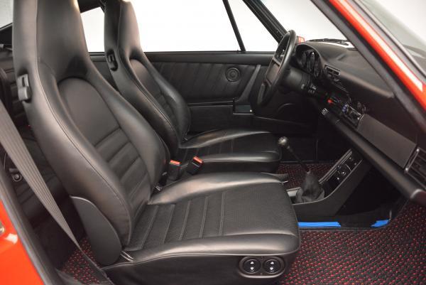 Used 1988 Porsche 911 Carrera for sale Sold at Bugatti of Greenwich in Greenwich CT 06830 19