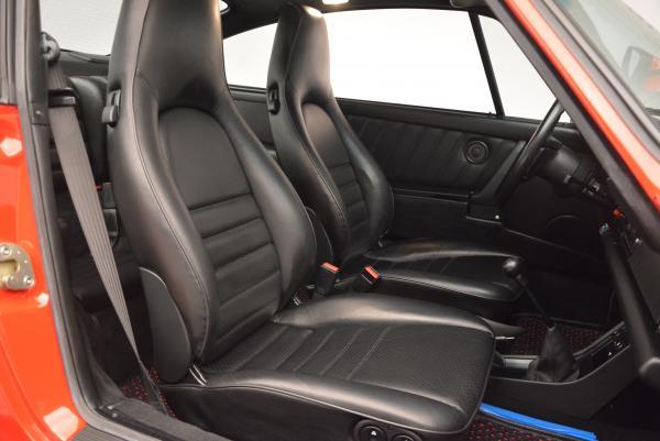 Used 1988 Porsche 911 Carrera for sale Sold at Bugatti of Greenwich in Greenwich CT 06830 20