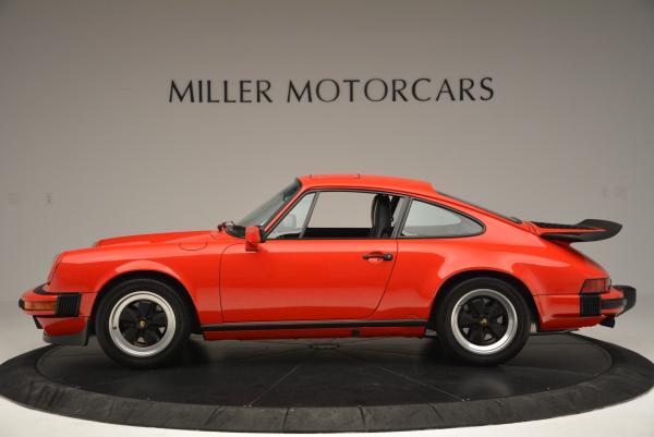 Used 1988 Porsche 911 Carrera for sale Sold at Bugatti of Greenwich in Greenwich CT 06830 3
