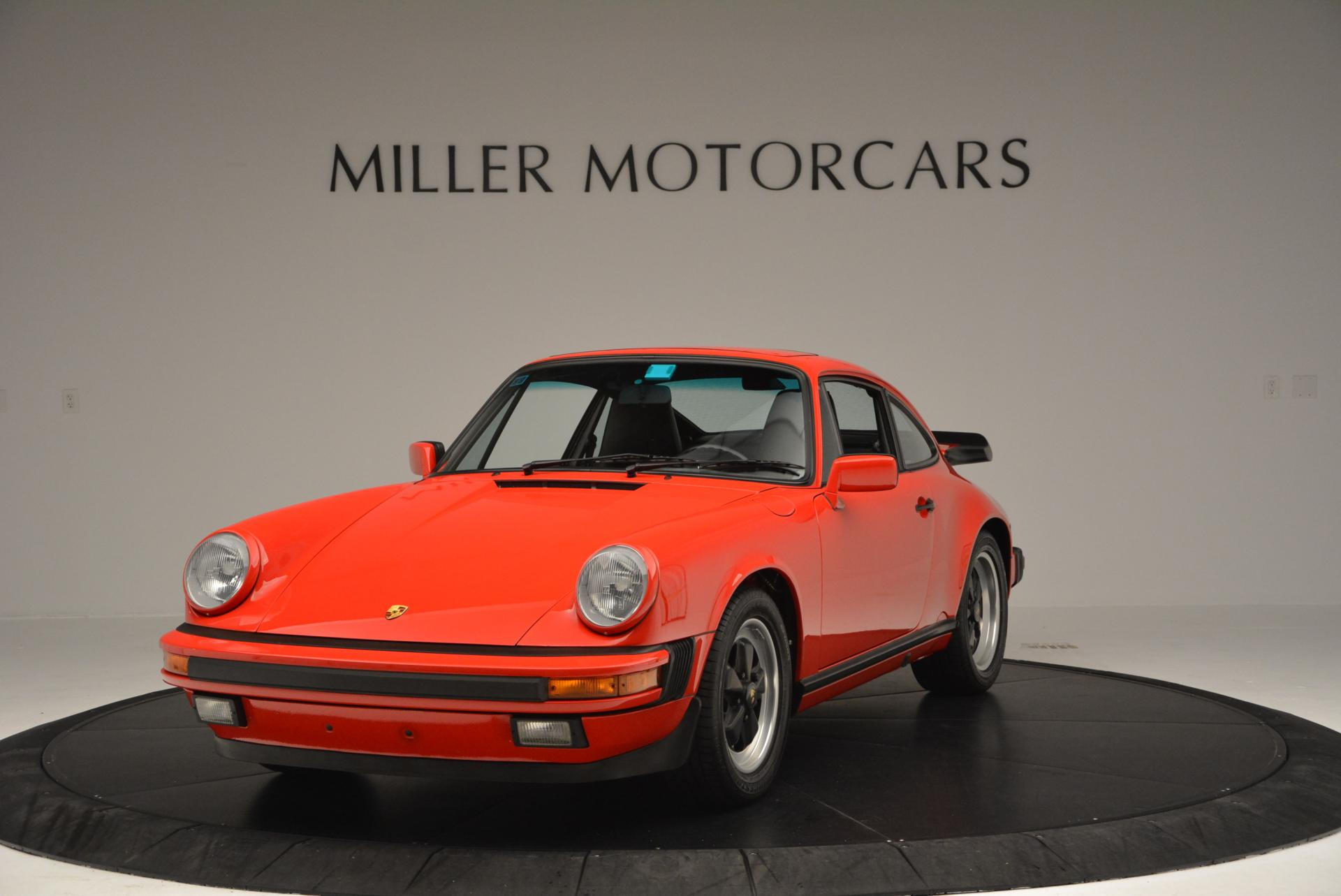Used 1988 Porsche 911 Carrera for sale Sold at Bugatti of Greenwich in Greenwich CT 06830 1