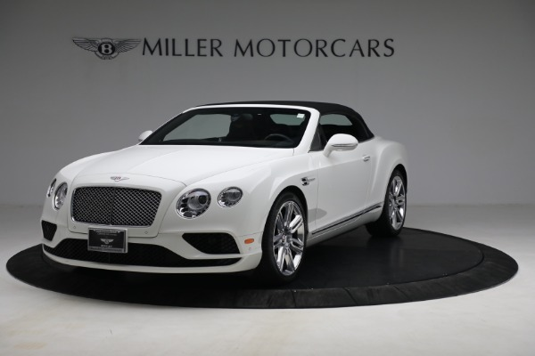 Used 2016 Bentley Continental GT V8 for sale Sold at Bugatti of Greenwich in Greenwich CT 06830 12