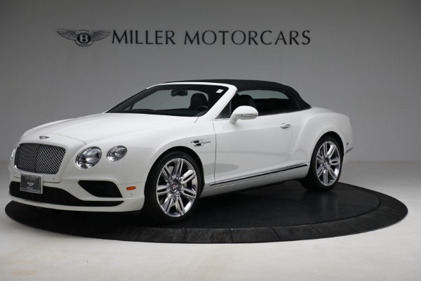Used 2016 Bentley Continental GT V8 for sale Sold at Bugatti of Greenwich in Greenwich CT 06830 13