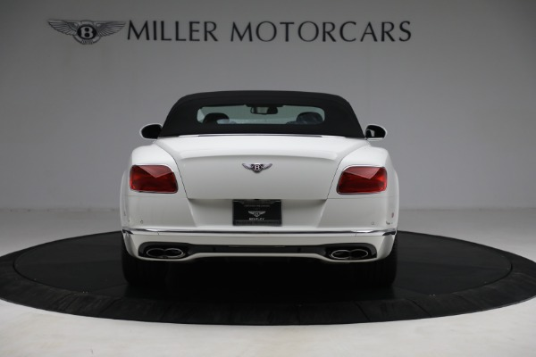 Used 2016 Bentley Continental GT V8 for sale Sold at Bugatti of Greenwich in Greenwich CT 06830 17