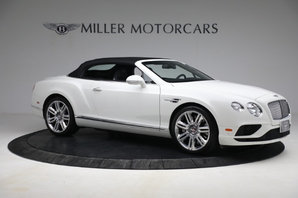 Used 2016 Bentley Continental GT V8 for sale Sold at Bugatti of Greenwich in Greenwich CT 06830 22