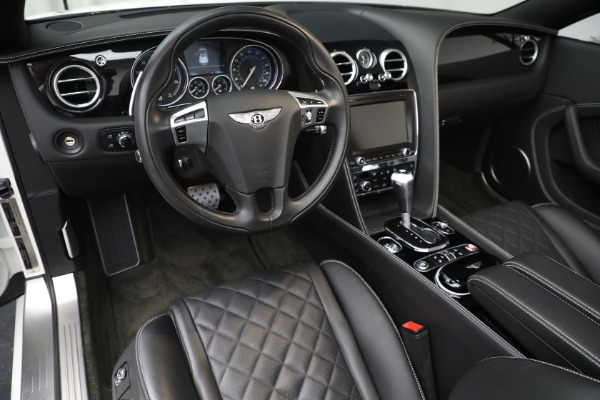 Used 2016 Bentley Continental GT V8 for sale Sold at Bugatti of Greenwich in Greenwich CT 06830 28