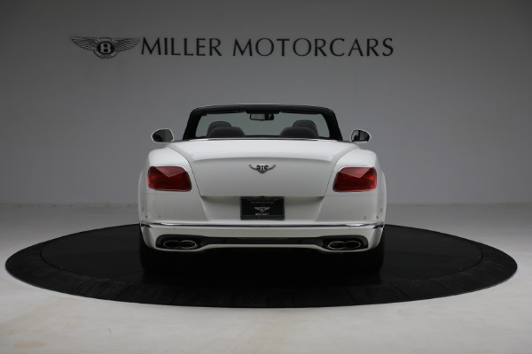 Used 2016 Bentley Continental GT V8 for sale Sold at Bugatti of Greenwich in Greenwich CT 06830 5
