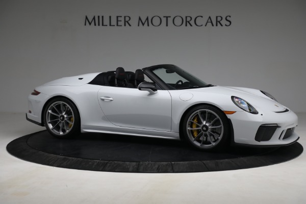 Used 2019 Porsche 911 Speedster for sale Sold at Bugatti of Greenwich in Greenwich CT 06830 10