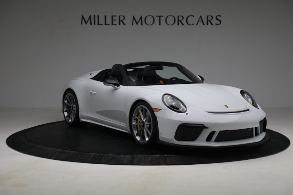 Used 2019 Porsche 911 Speedster for sale Sold at Bugatti of Greenwich in Greenwich CT 06830 11
