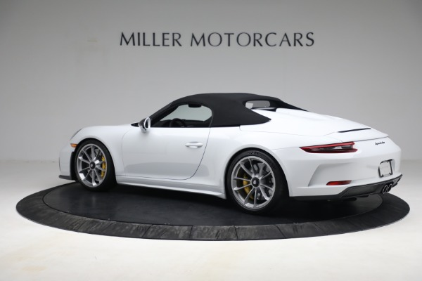 Used 2019 Porsche 911 Speedster for sale Sold at Bugatti of Greenwich in Greenwich CT 06830 15
