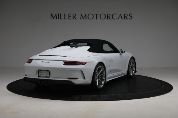Used 2019 Porsche 911 Speedster for sale Sold at Bugatti of Greenwich in Greenwich CT 06830 17