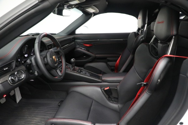 Used 2019 Porsche 911 Speedster for sale Sold at Bugatti of Greenwich in Greenwich CT 06830 20