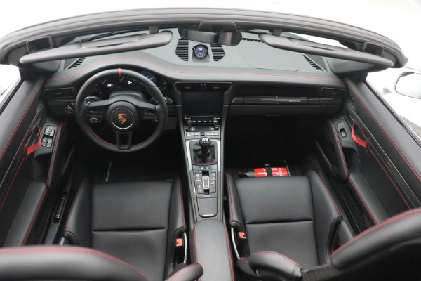Used 2019 Porsche 911 Speedster for sale Sold at Bugatti of Greenwich in Greenwich CT 06830 23