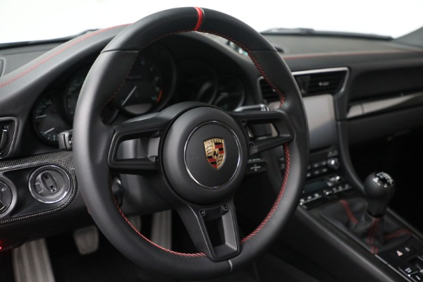 Used 2019 Porsche 911 Speedster for sale Sold at Bugatti of Greenwich in Greenwich CT 06830 24