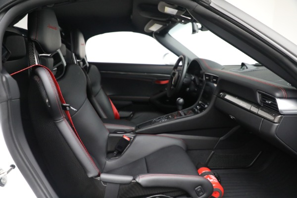 Used 2019 Porsche 911 Speedster for sale Sold at Bugatti of Greenwich in Greenwich CT 06830 27