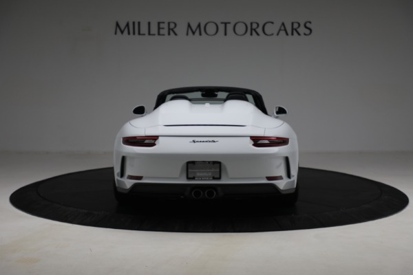 Used 2019 Porsche 911 Speedster for sale Sold at Bugatti of Greenwich in Greenwich CT 06830 6