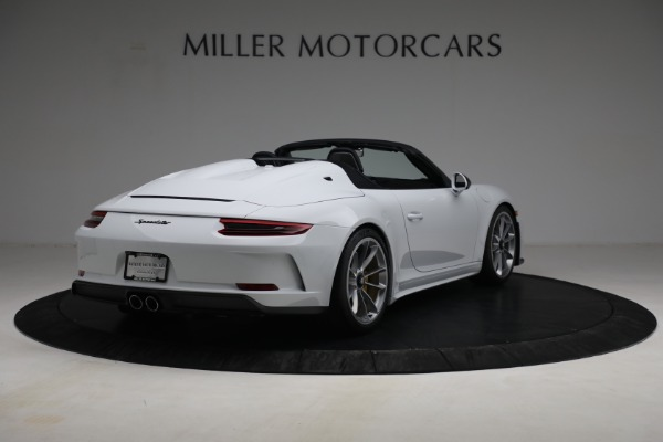 Used 2019 Porsche 911 Speedster for sale Sold at Bugatti of Greenwich in Greenwich CT 06830 7