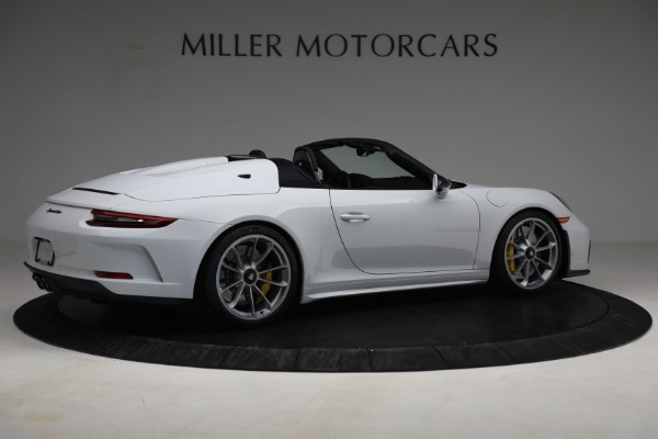 Used 2019 Porsche 911 Speedster for sale Sold at Bugatti of Greenwich in Greenwich CT 06830 8