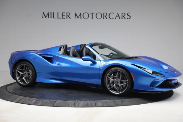 Used 2021 Ferrari F8 Spider for sale $499,900 at Bugatti of Greenwich in Greenwich CT 06830 10