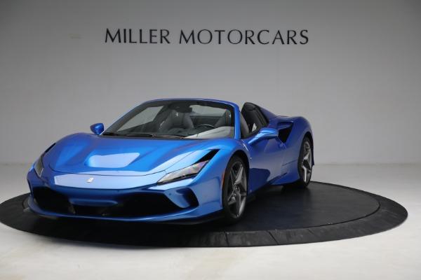 Used 2021 Ferrari F8 Spider for sale $499,900 at Bugatti of Greenwich in Greenwich CT 06830 14